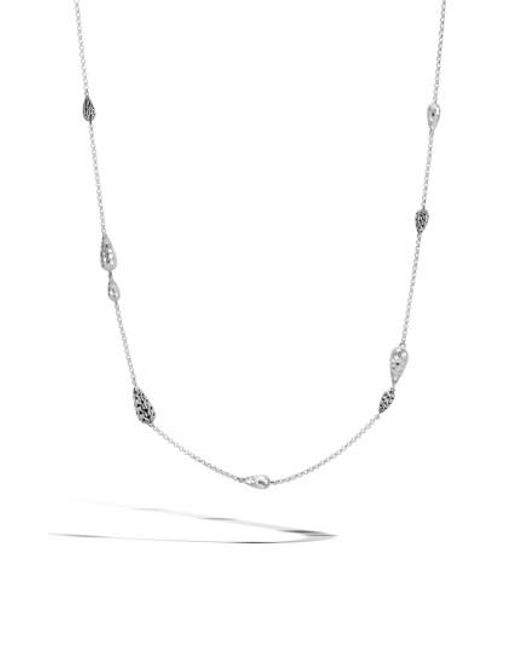 John Hardy - Metallic Classic Chain Station Necklace - Lyst