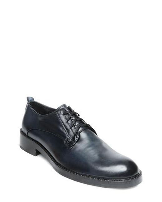 Steve Madden | Blue X Gq Nelson Plain Toe Derby for Men | Lyst
