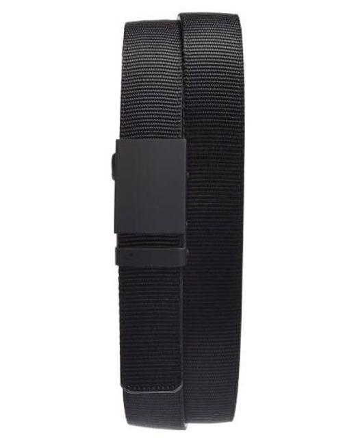 Mission Belt - Black Nylon Belt for Men - Lyst
