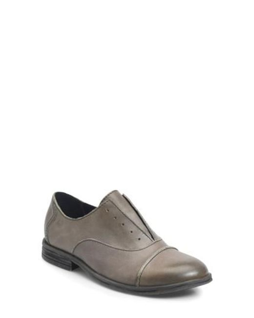 Børn | Gray B?rn Forato Slip-on Oxford for Men | Lyst
