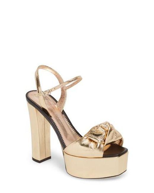 Giuseppe Zanotti Silver patent leather sandal with rose glitter finishing FRANCESCA yJ2s55Kx9