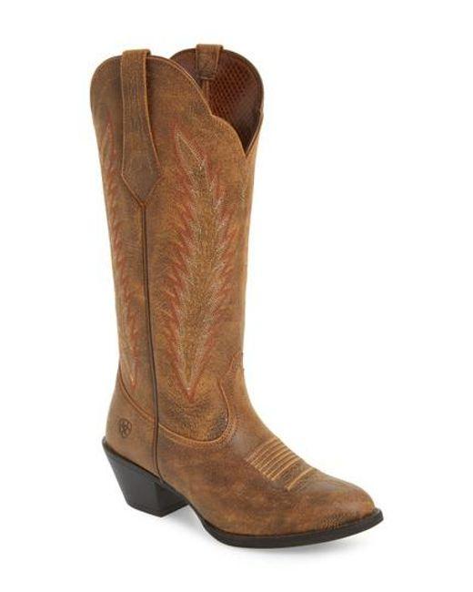 45c40df07e5 Men's Brown Desert Sky Western Boot