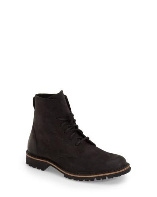 Blackstone - Black 'kl67' Lace-up Boot for Men - Lyst