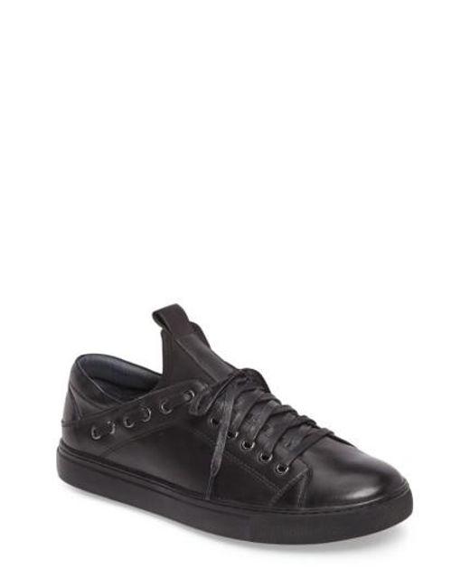 Zanzara   Black Owen Sneaker for Men   Lyst