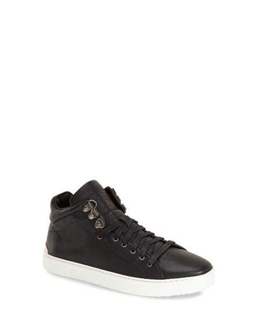 Rag & Bone | Black 'kent' High Top Sneaker | Lyst