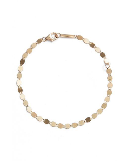 Lana Jewelry - Metallic Nude Link Bracelet - Lyst