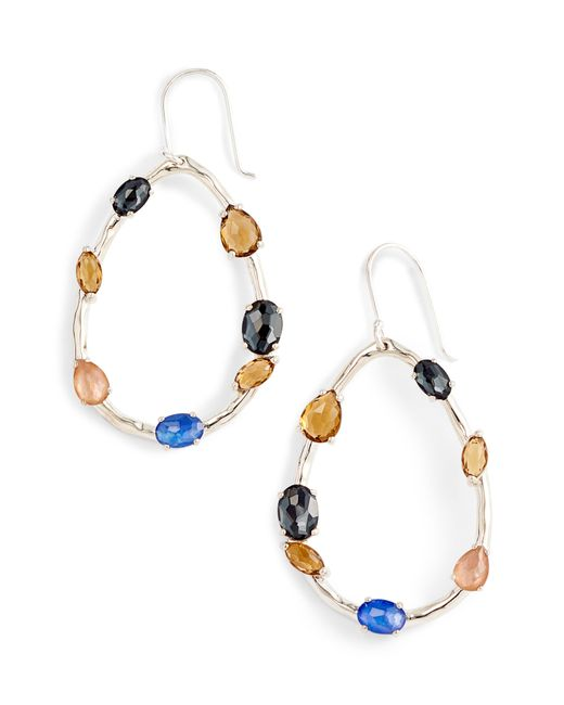 Ippolita - Metallic Rock Candy Drop Earrings - Lyst