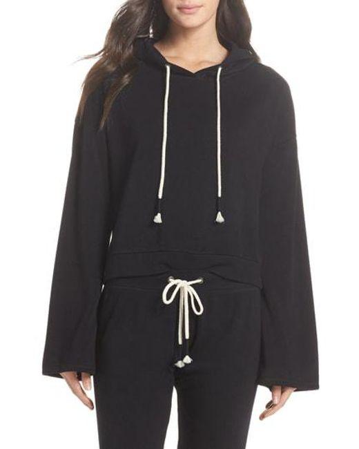 Make + Model - Black Dreamy Kimono Sleeve Hoodie - Lyst
