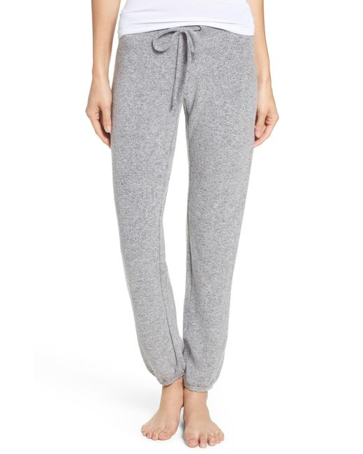 Make + Model - Gray Good Vibes Jogger Pants - Lyst