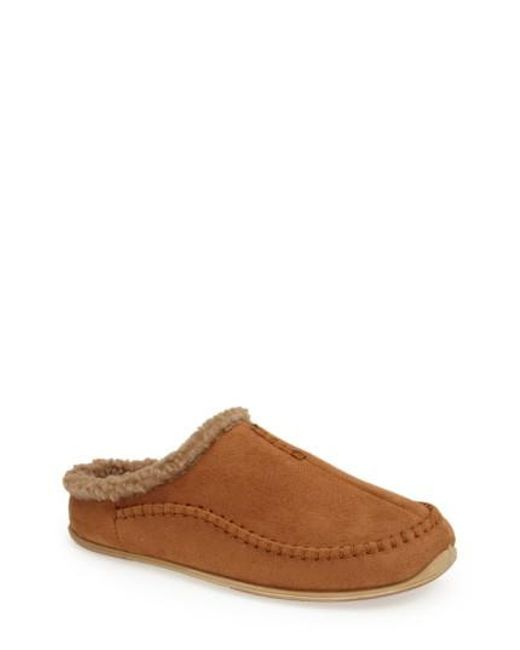 Deer Stags | Brown 'nordic' Slipper for Men | Lyst