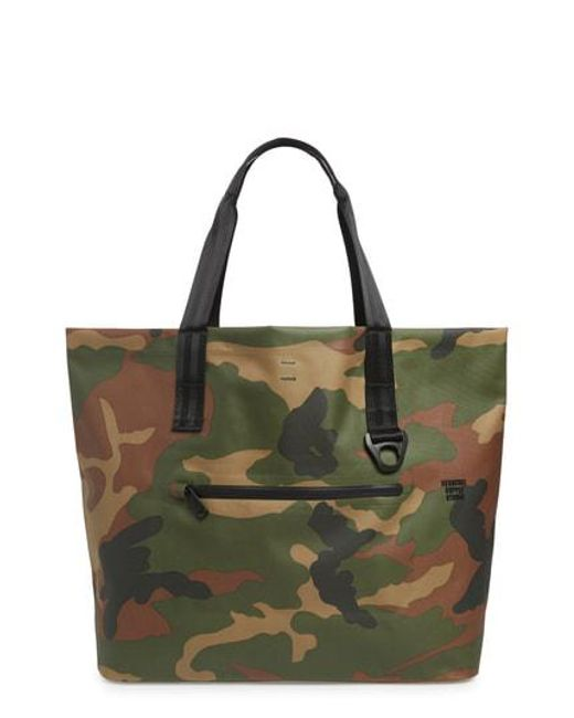 a31a13c6b149 Herschel Supply Co. - Green Alexander Studio Collection Tote for Men - Lyst