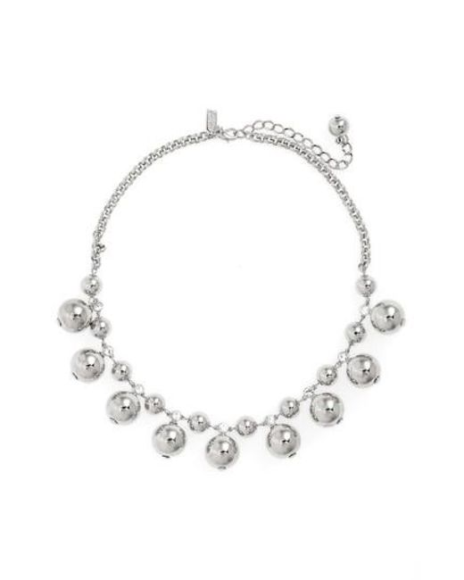 Kate Spade | Metallic Golden Girl Collar Necklace | Lyst