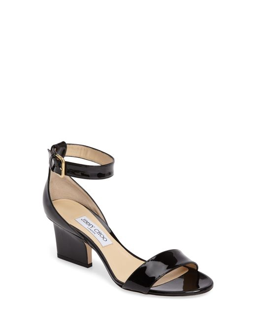 Jimmy Choo - Multicolor Edina Ankle Strap Sandal - Lyst