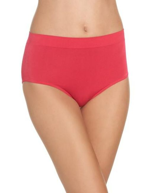 Wacoal | Red B Smooth Briefs | Lyst