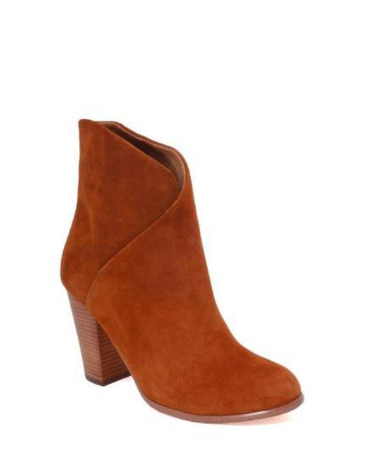 Joe's   Brown Trisha Boot   Lyst