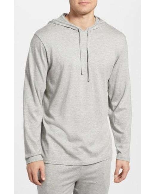 Polo Ralph Lauren | Gray Pullover Hoodie for Men | Lyst