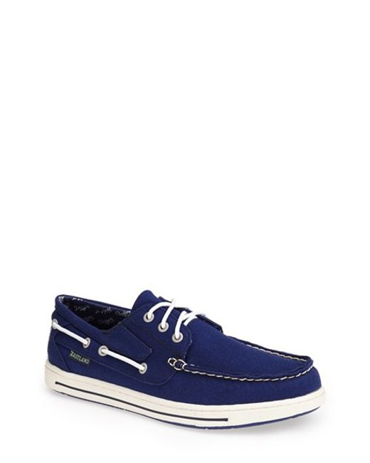 Eastland | Blue 'adventure - Mlb' Slip-on for Men | Lyst