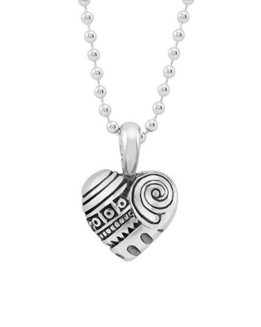 Lagos   Metallic 'hearts Of - Philadelphia' Long Pendant Necklace   Lyst