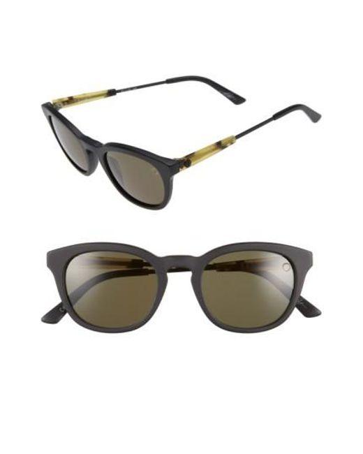 Electric - Natural 'txoko' 50mm Sunglasses - Lyst