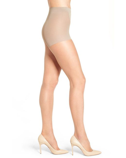 Nordstrom - Natural 'ultra Sheer' Control Top Pantyhose - Lyst