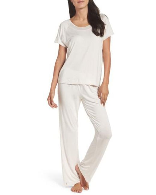 Naked - Multicolor Stretch Modal Pajamas - Lyst