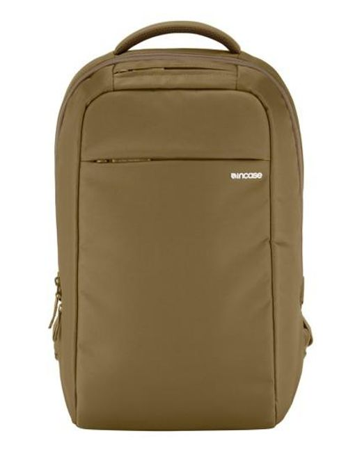 Incase - Green Icon Lite Backpack - Metallic - Lyst
