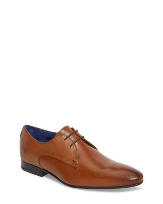 Ted Baker Men's Peair Plain Toe Derby k4XIeKfsWj