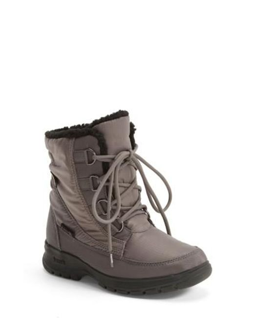 Kamik | Gray 'baltimore' Waterproof Boot | Lyst