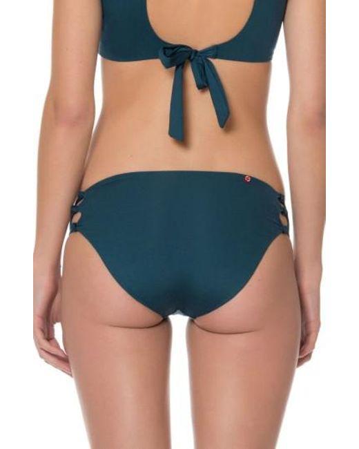 Red Carter | Blue Knot Bikini Bottoms | Lyst