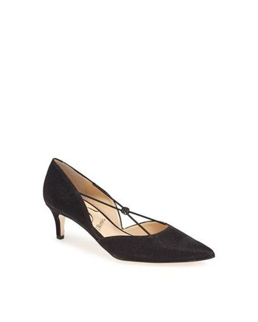 J. Reneé | Black 'veeva' Pump | Lyst