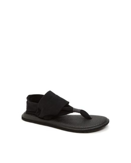 Sanuk | Black 'yoga Sling 2' Sandal | Lyst