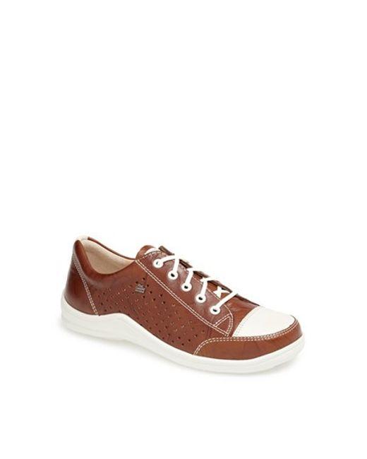 Finn Comfort | Brown Sneaker | Lyst