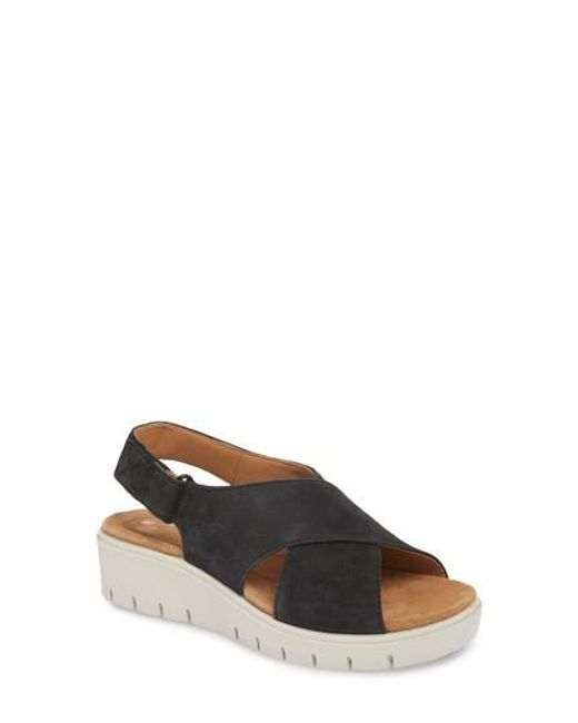 Clarks - Multicolor Clarks Unstructured By Clarks Karely Sandal - Lyst