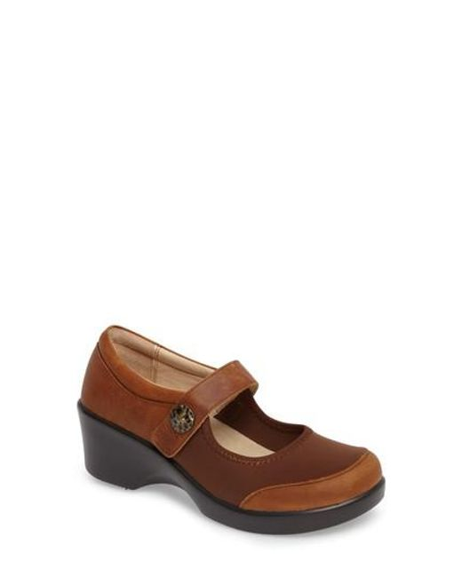 Alegria by PG Lite Maya Mary Jane Shoes