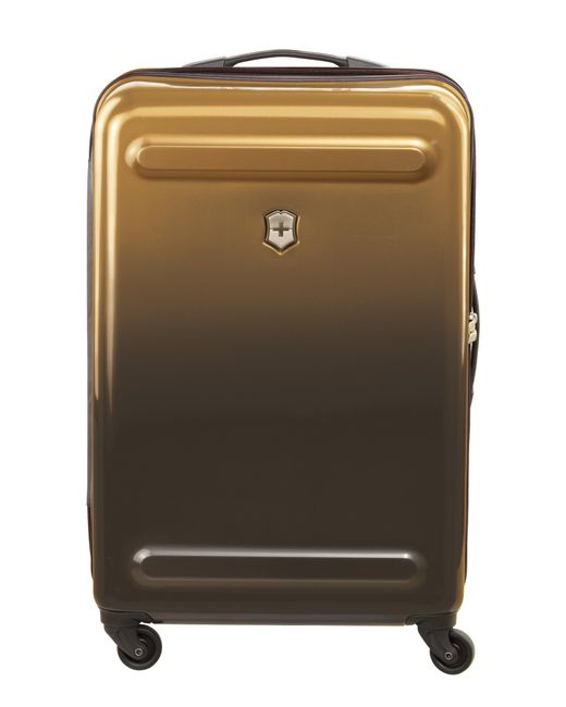Victorinox - Green Victorinox Swiss Army Etherius 27-inch Wheeled Suitcase for Men - Lyst