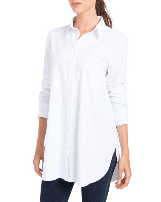Lyssé - White Schiffer Shirt - Lyst