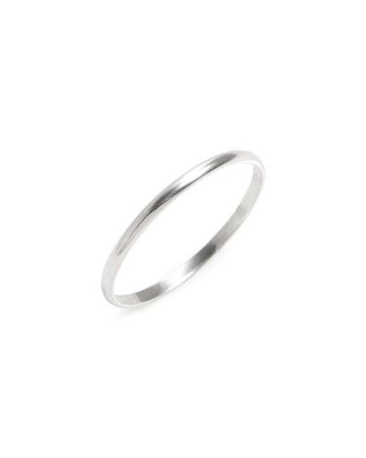Stampd - Metallic Plus One Sterling Silver Ring for Men - Lyst