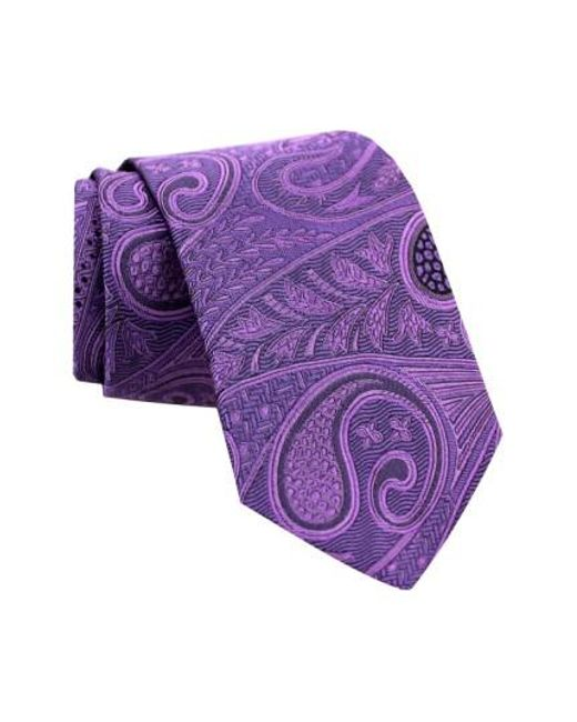 Gitman Brothers Vintage | Purple Paisley Woven Silk Tie for Men | Lyst