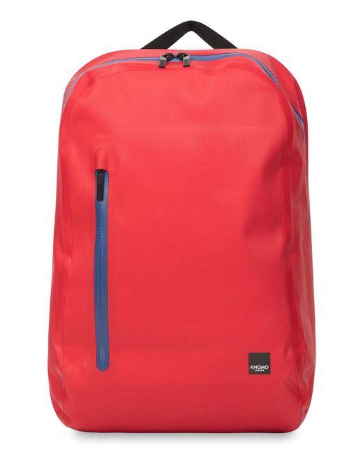 Knomo - Red Thames Harpsden Backpack for Men - Lyst
