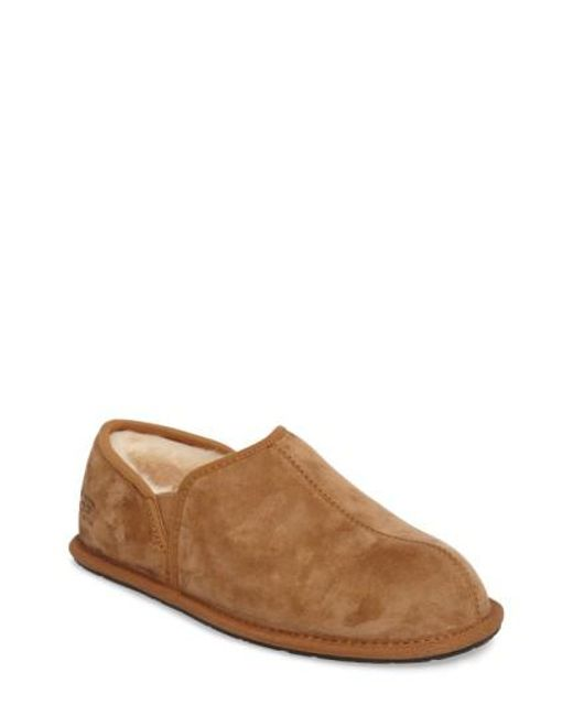 Ugg | Brown Ugg 'scuff Romeo Ii' Slipper for Men | Lyst