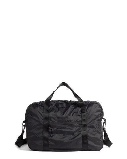 a83c7ee7555e77 Lyst - Nordstrom Packable Nylon Duffel Bag in Black for Men