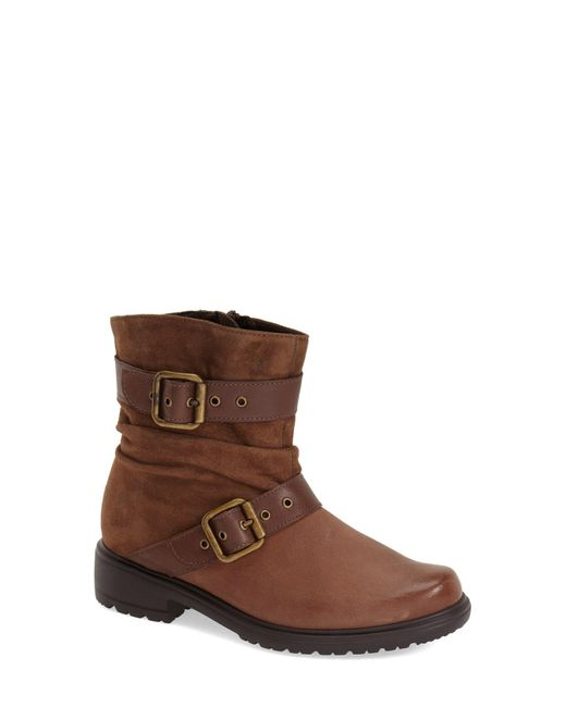 Munro - Brown Dallas Water-Resistant Boots - Lyst