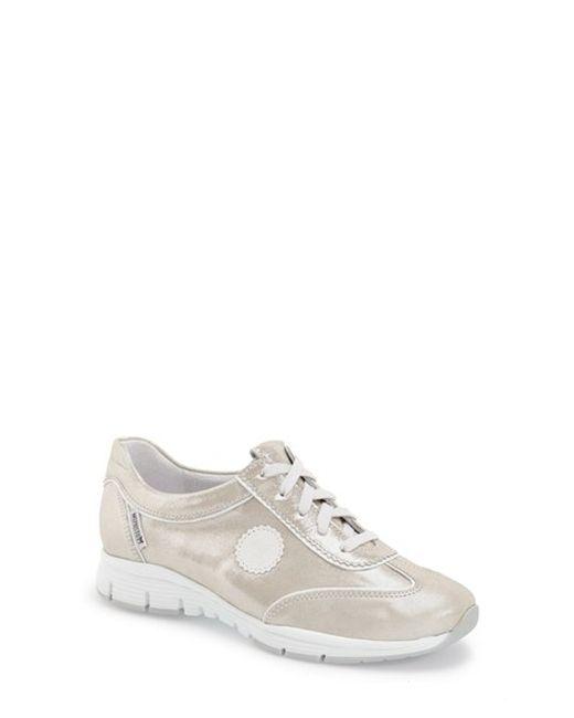 Mephisto | Gray 'yael' Soft-air Sneaker | Lyst