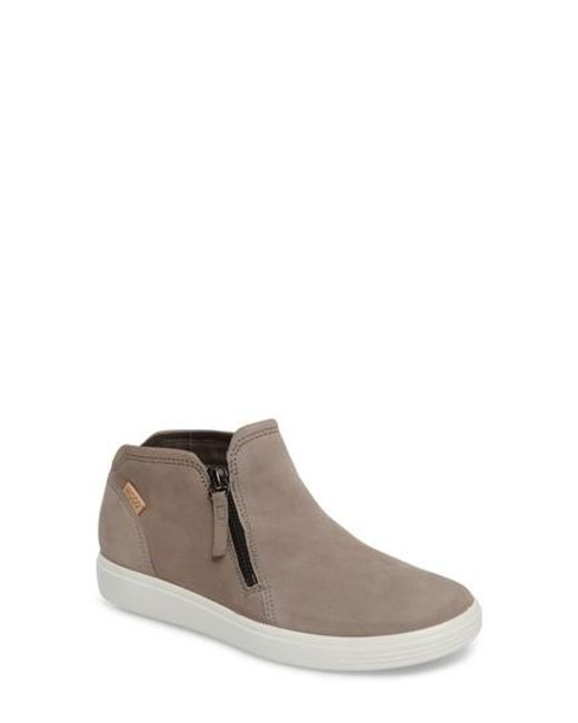 d0ee380df4 Men's Gray Soft 7 Mid Top Sneaker