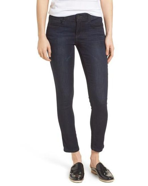 Wit & Wisdom - Blue Ab-solution Ankle Skimmer Jeans - Lyst