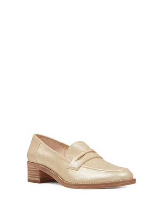 Nine West - Brown Kimmy Penny Loafer - Lyst