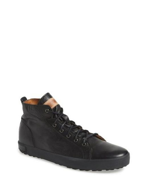 Blackstone | Brown Jm03 High-Top Sneakers for Men | Lyst