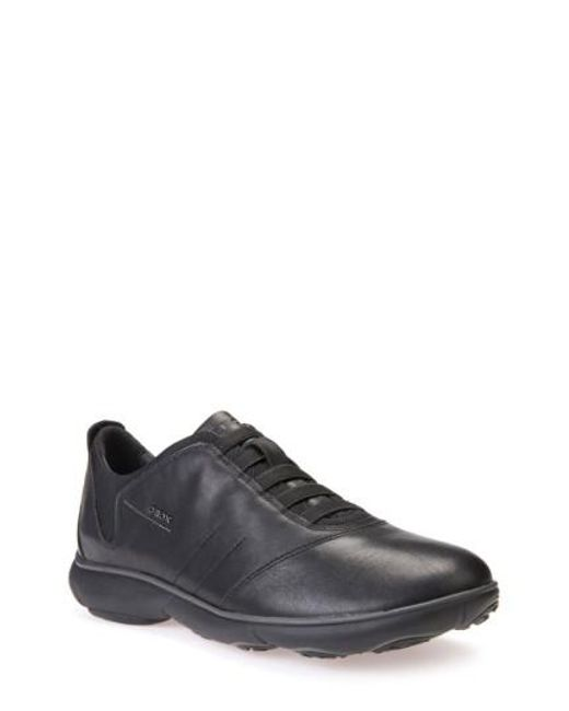 Geox | Black 'Nebula 8' Sneaker for Men | Lyst