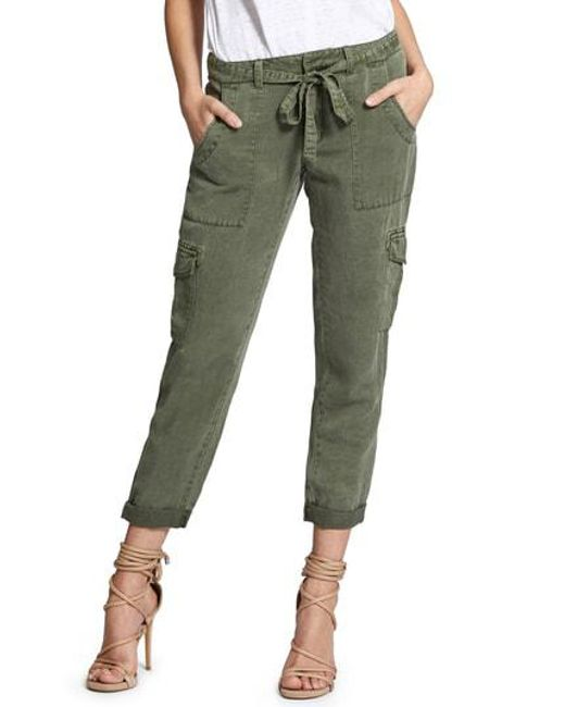 Sanctuary - Green Voyager Surplus Pants - Lyst