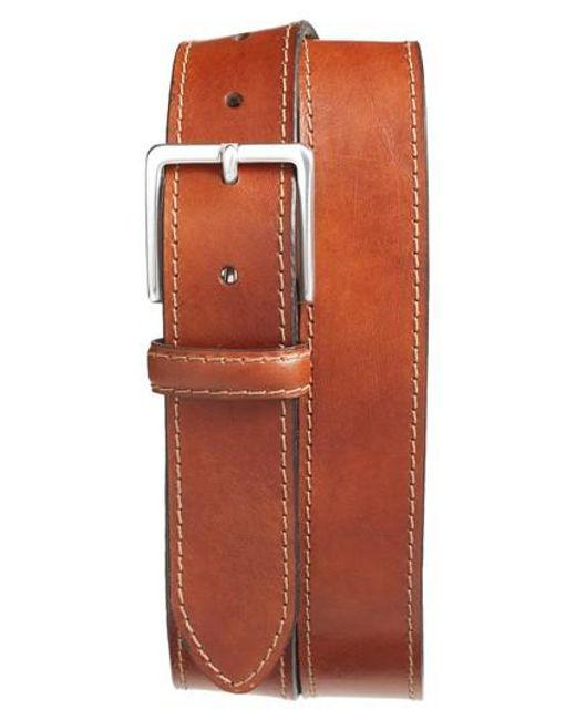 Bosca | Multicolor The Franco Leather Belt for Men | Lyst